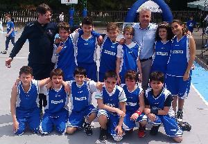 """La Pielle Matera al torneo nazionale """"Luciano minibasket"""" - Matera"""