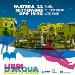 Libri d'Acqua - 22 settembre 2014 - Matera