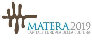 Logo di Matera 2019 - Matera