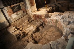 Matera: Scoperte due cappelle all'interno della Cattedrale  - Matera