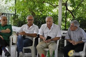 Michele Ottati, assessore all'Agricoltura Regione Basilicata fa visita a Timmari per ascoltare le istanze dei residenti - Matera