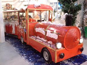 Natale al Dichio Garden Center di Matera (foto SassiLand) - Matera
