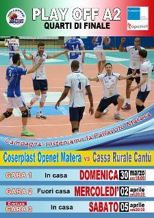 Play Off A2 - Matera
