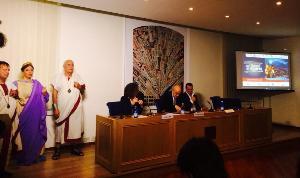 Presentazione a Roma del Presepe Vivente nei Sassi di Matera - Matera