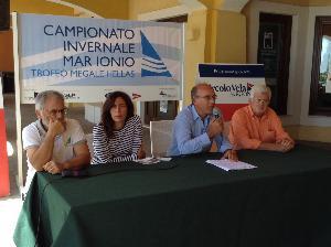 Presentazione del 4� Campionato Invernale Mar Jonio - Matera