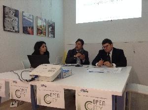 Presentazione del progetto open city - Matera