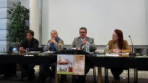 Presentazione delle Cartoniadi 2014 - Matera