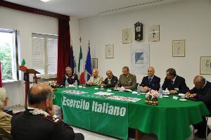 Protocollo d�Intesa per dare inizio alle commemorazioni del Centenario della �Grande Guerra� - Matera