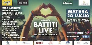 Radionorba Battiti Live 2014 a Matera - Matera