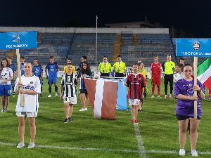 Scirea Cup 2014 – FIGC BASILICATA vs SKONTO RIGA