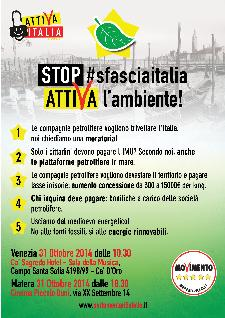 Stop SfasciaItalia - Matera