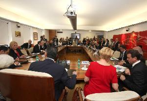 Tavolo tecnico su petrolio con il ministro Guidi