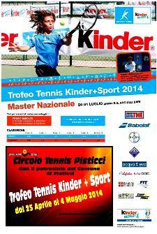 Trofeo Tennis Kinder+Sport 2014 - Matera