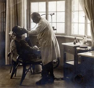 Un �Sanatorio Odontoiatrico� del '900 - Matera