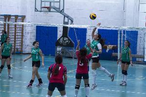 Volley, l�under 18 del Gruppo Festa Matera-Bernalda - Matera