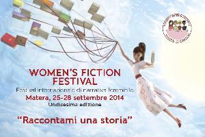 Women's Fiction Festival - Matera