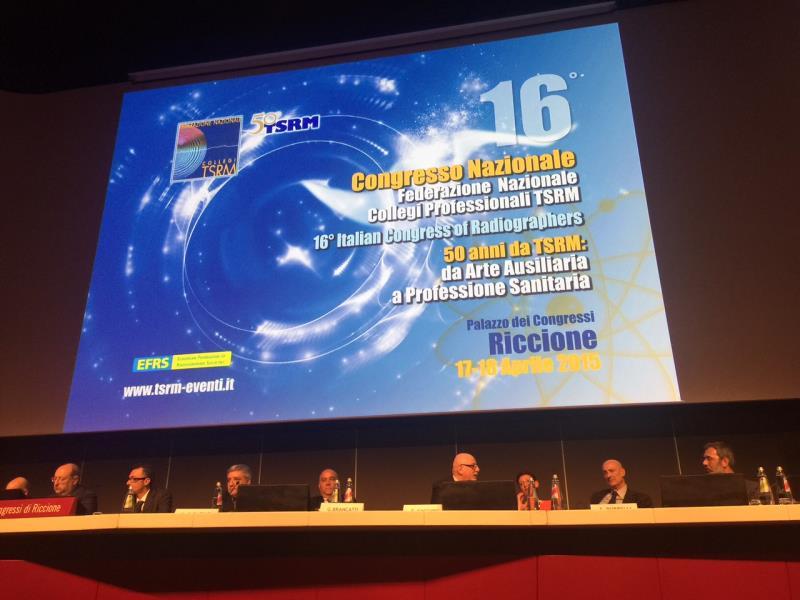 16° Congresso Nazionale della Federazione Nazionale Collegi Professionali Tecnici Sanitari di Radiologia Medica