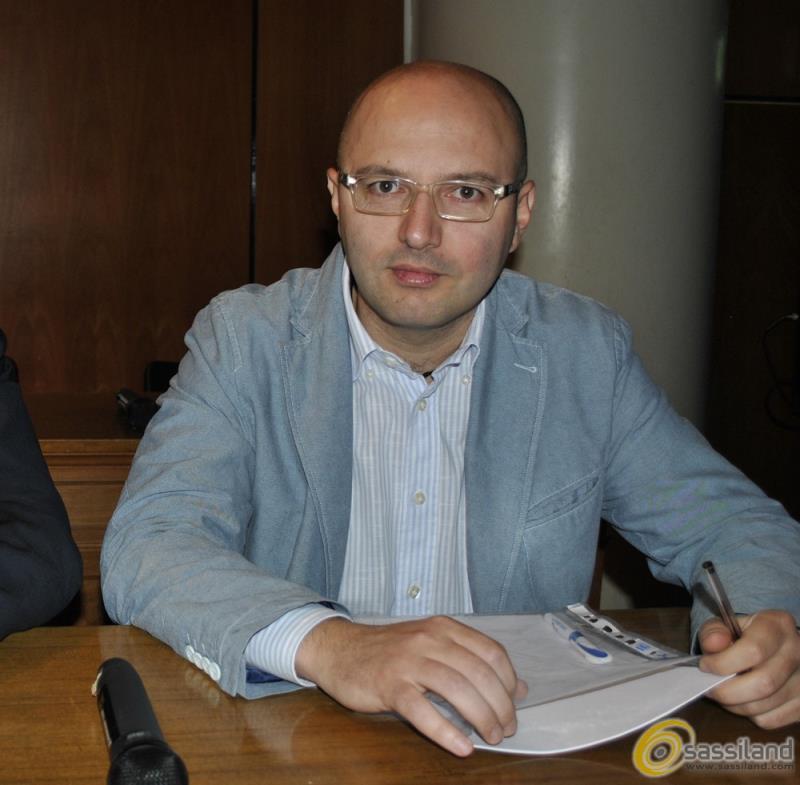 Antonio Materdomini, consigliere comunale del Movimento 5 Stelle Matera