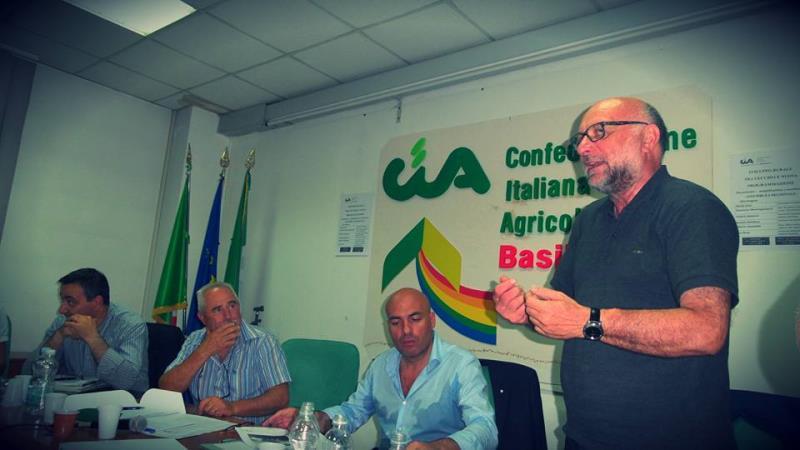 Assemblea regionale CIA Basilicata