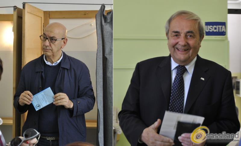 Ballottaggio 2015 tra Salvatore Adduce e Raffaello De Ruggieri