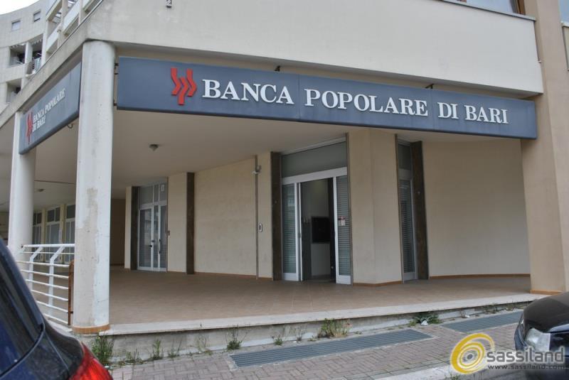 Banca Popolare di Bari - via La Martella - Matera