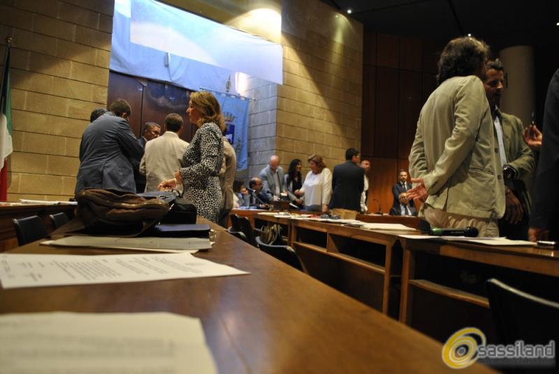 Consiglio Comunale all´auditorium del Conservatorio di Matera (foto SassiLand)