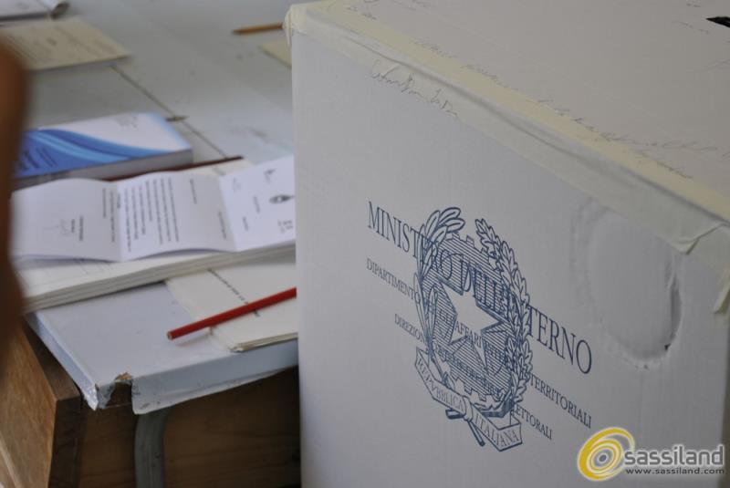 Elezioni amministrative (foto SassiLand)