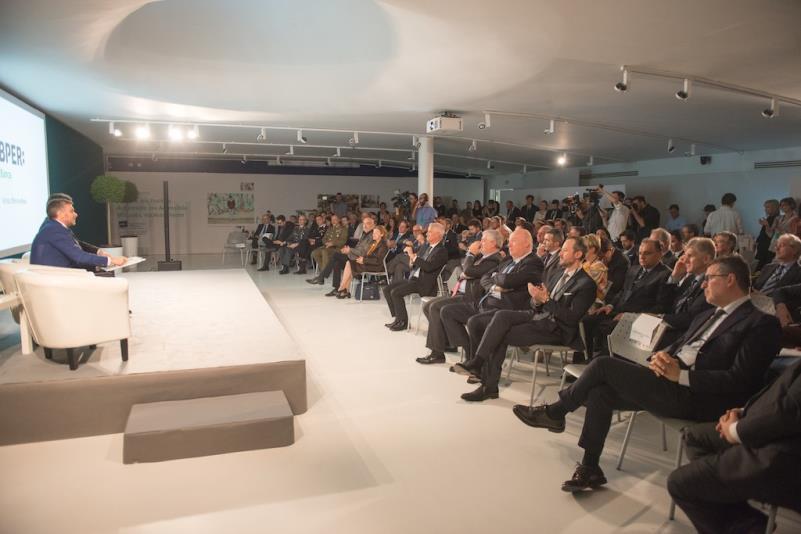 Evento Brand al Museo Enzo Ferrari di Modena