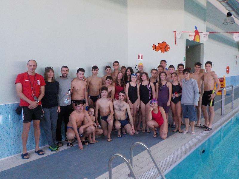Il Team Light al raduno interregionale open di Triathlon