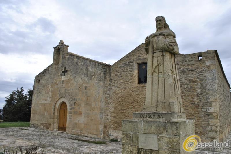 La Chiesa di San Salvatore a Timmari - Matera (foto SassiLand)
