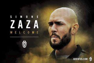 La foto di benvenuto sul sito ufficiale della Juventus. F.C.