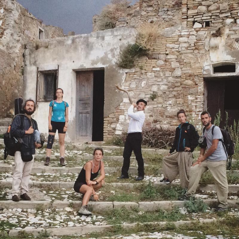 Lucania work in progress im tour