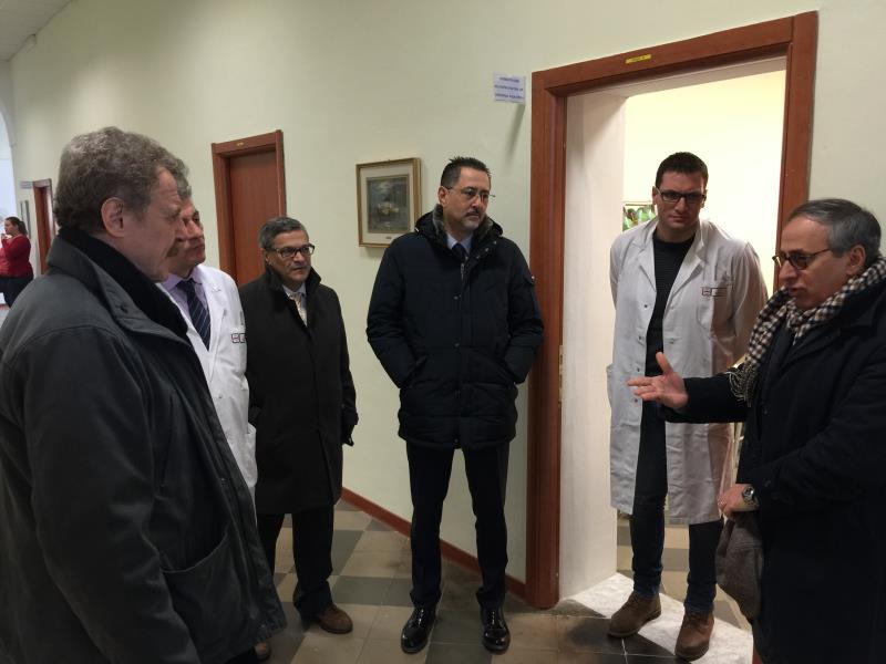 Marcello Pittella incontra il Comitato di difesa ospedale di Tinchi