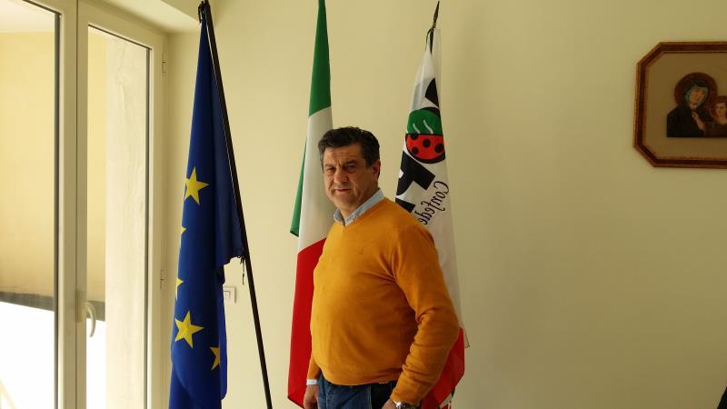 Nicola Minichino - presidente Copagri di Basilicata