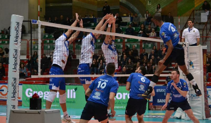 Pallavolo Matera vs Brescia