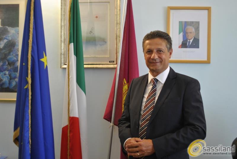 Paolo Sirna, nuovo Questore di Matera - 7 settembre 2015 (foto SassiLand)