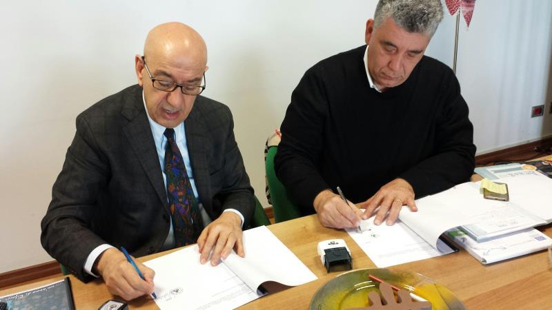 Patto di amicizia tra Comune di Matera e associazione Rifacciamo Lavello