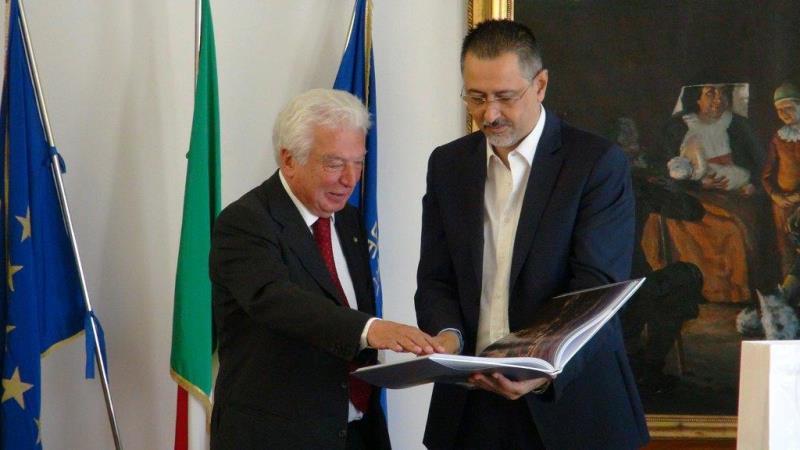 Pittella incontra presidente Camera di commercio di Londra