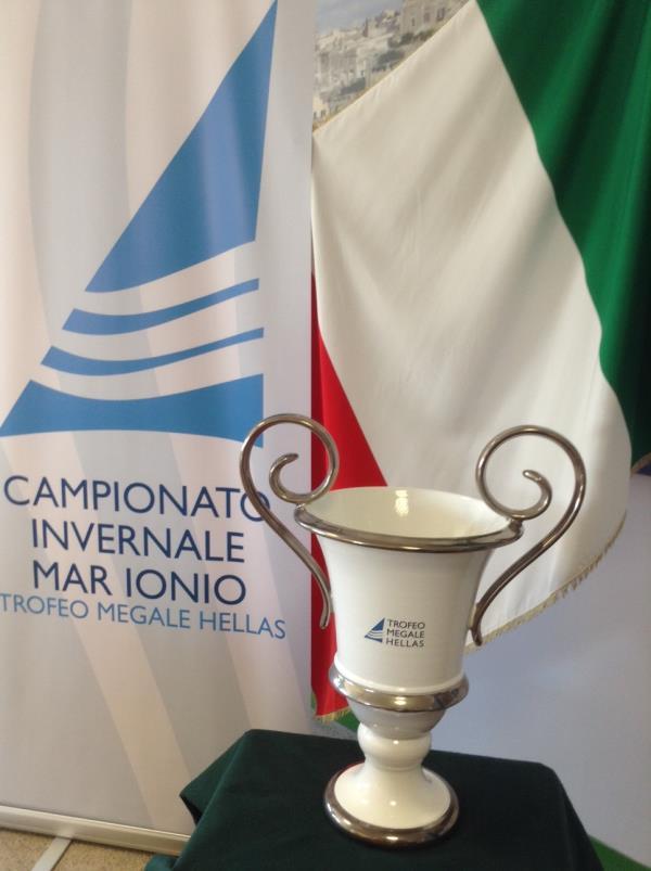 PRESENTAZIONE DEL CAMPIONATO INVERNALE DI VELA DEL MAR JONIO 2015/2016