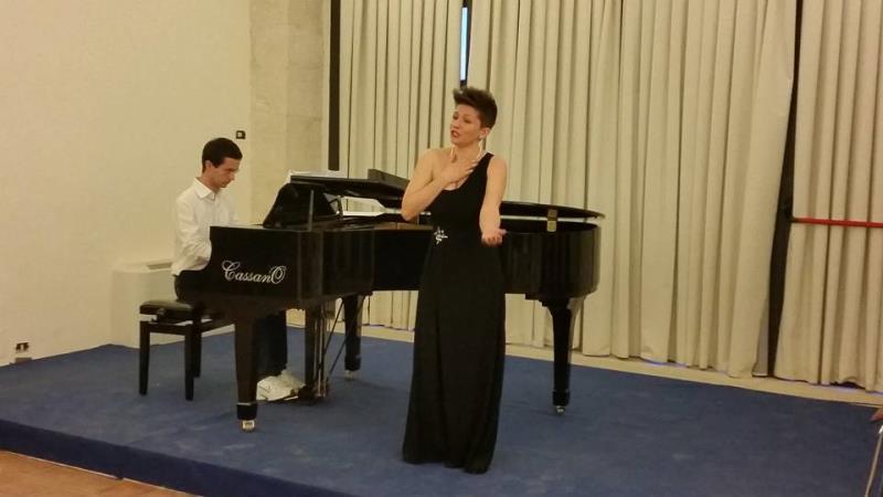 Soprano Paola Leoci