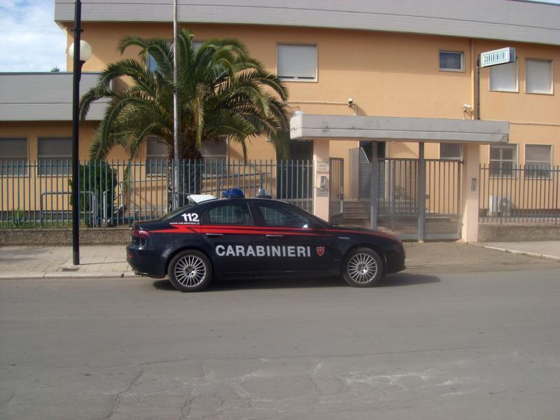 Stazione dei Carabinieri di Irsina