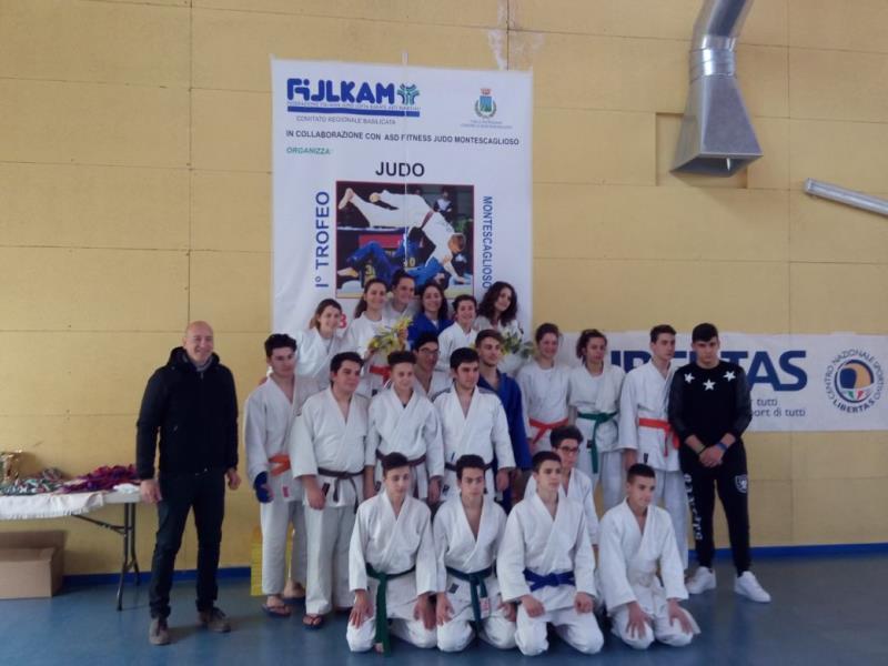 Trofeo Judo a Montescaglioso