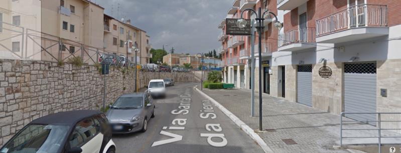 Viale Santa Caterina da Siena - Matera