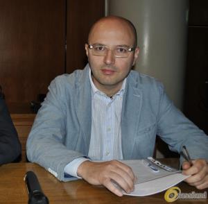 Antonio Materdomini, consigliere comunale del Movimento 5 Stelle Matera - Matera