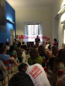 Assemblea pubblica CIRUC - Matera