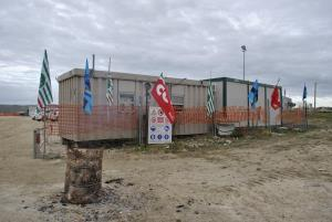 Cantiere per la Bradanica a Matera - Matera