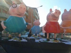 Carnevale a Cavallo 2015 - Matera