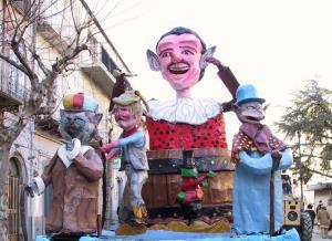 Carnevale di Stigliano - Matera
