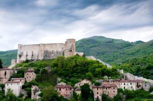 Castello di Brienza - Matera