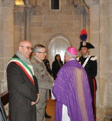 Celebrazione del Precetto Pasquale a Matera